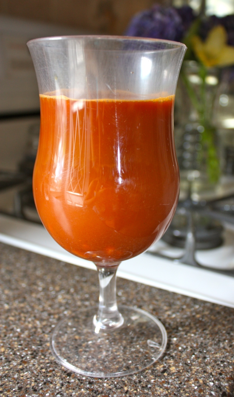 Carrot Ginger Beet Juice