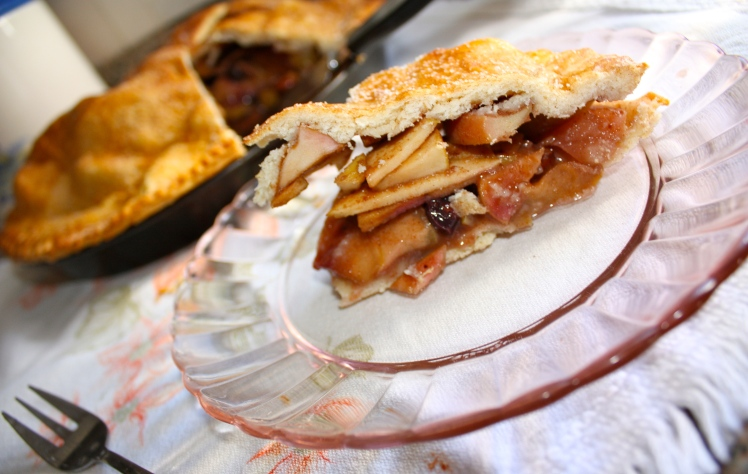 Apple Grape Pie | Dreamery Events