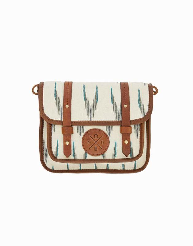 I'm Loving...the LIttle Market's Ikat satchel