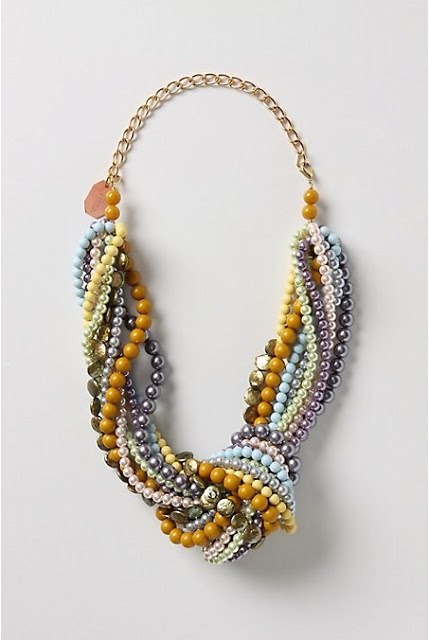 Mardi Gras Bead necklace