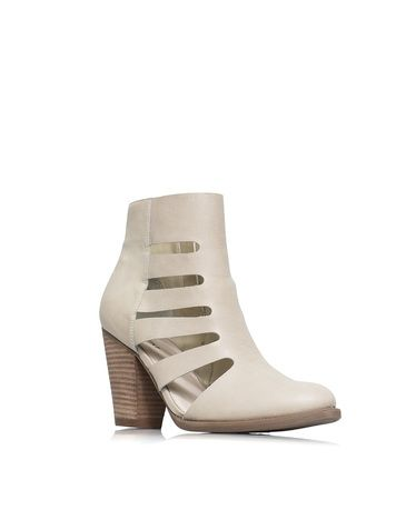 I'm Loving..booties with slits