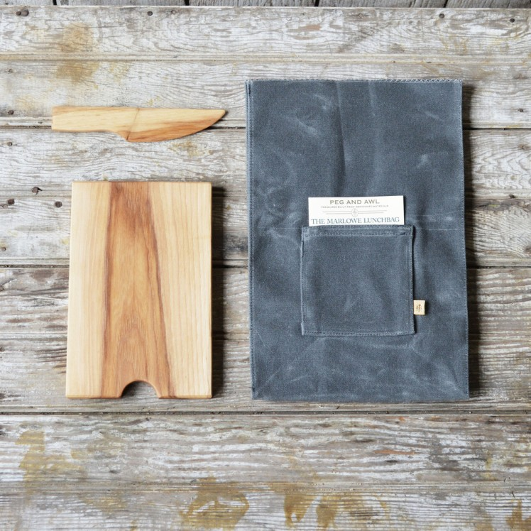 I'm Loving...the Marlowe lunchbag and palette
