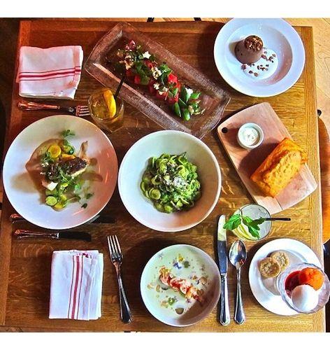 NYC Dining {The Dutch}