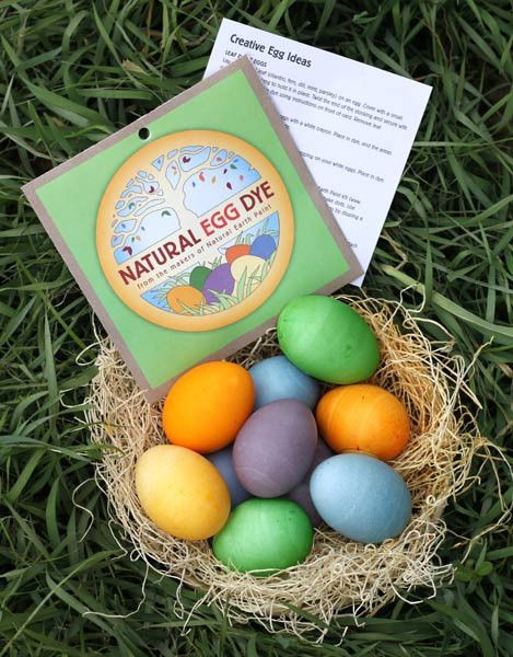 I'm Loving...Natural Dye Egg Kit