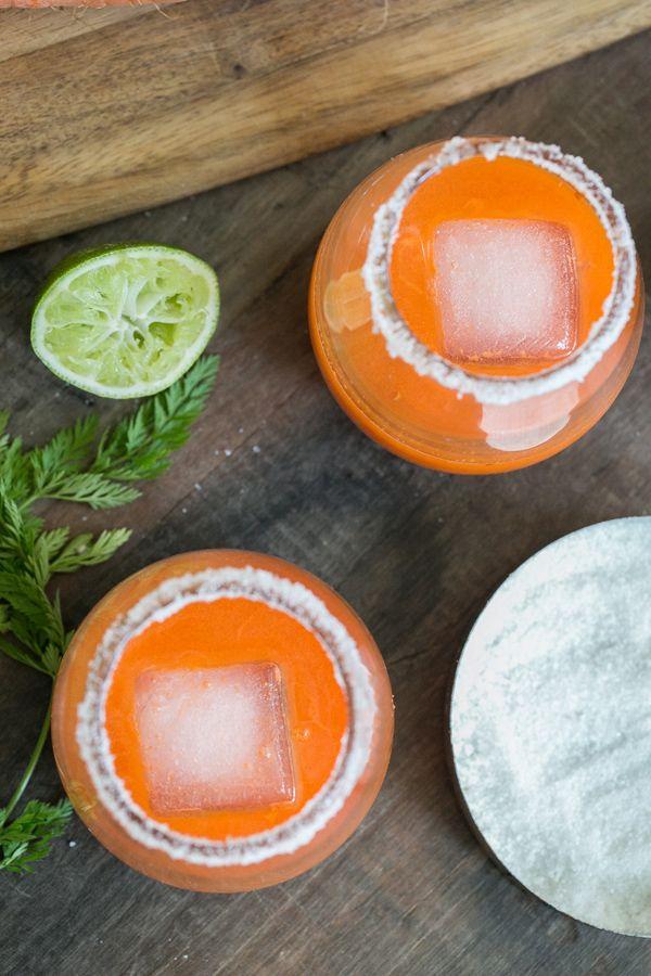 I'm Loving Carrot Margarita