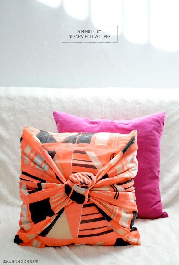 I'm Loving...DIY Pillow Covers