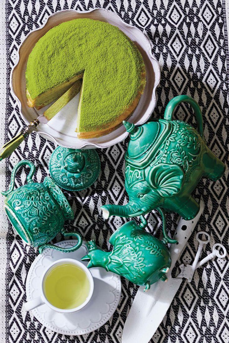 I'm Loving...Anthropologie tea set