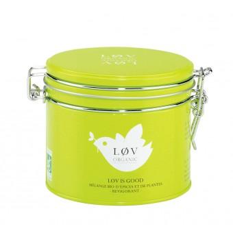 I'm Loving...LOV Organic Tea