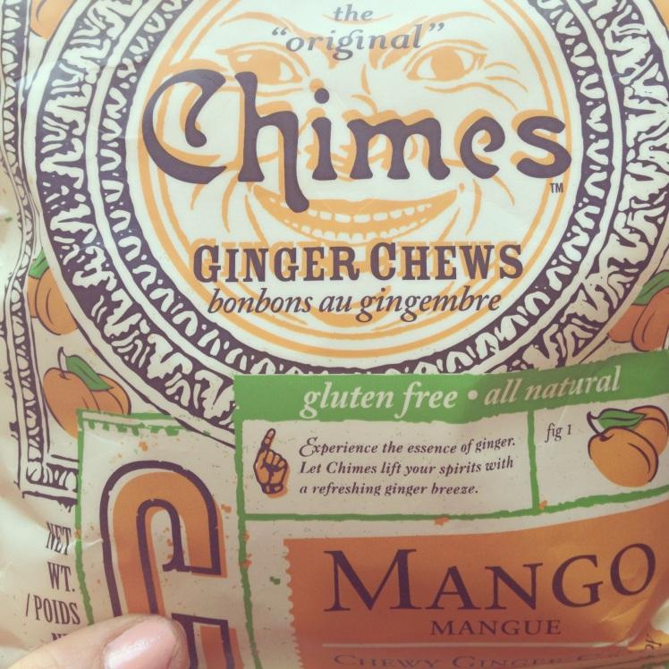 I'm Loving...Chimes Ginger Chews