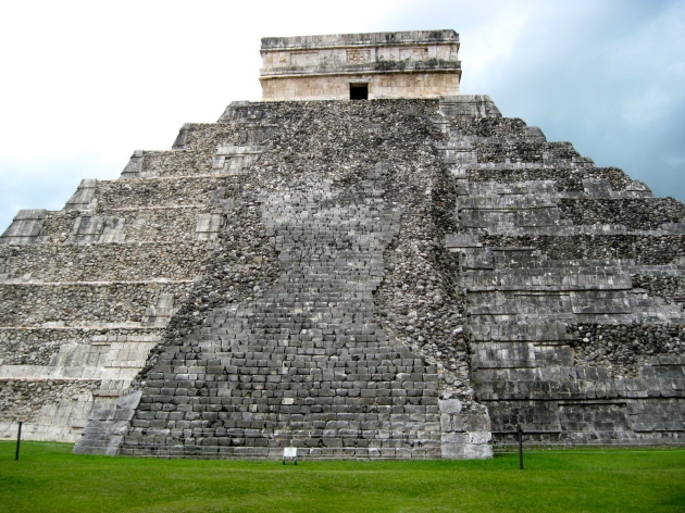 Traveling to..Chichen Itza