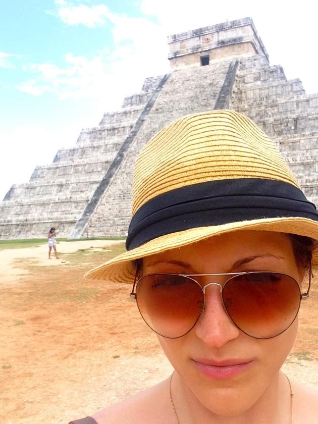 Traveling to..Chichen Itza