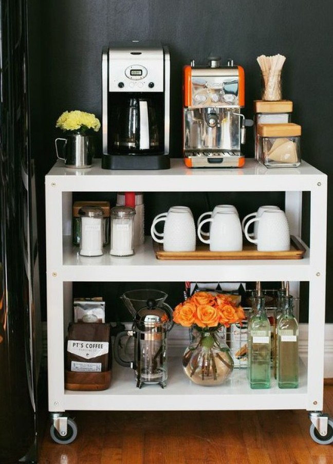 Creating Home Coffee Bar