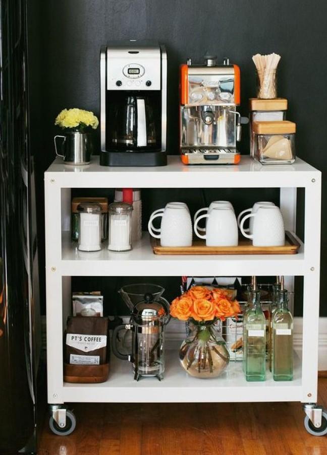 Creating Home Coffee Bar