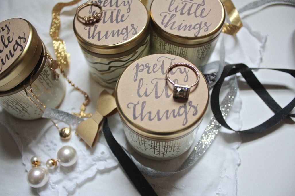 Handmade Holiday: TrHandmade Holiday: Trinket Containers | Dreamery Events inket Containers