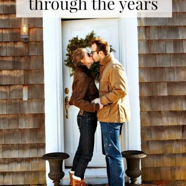 Wedding Anniversaries Through the Years