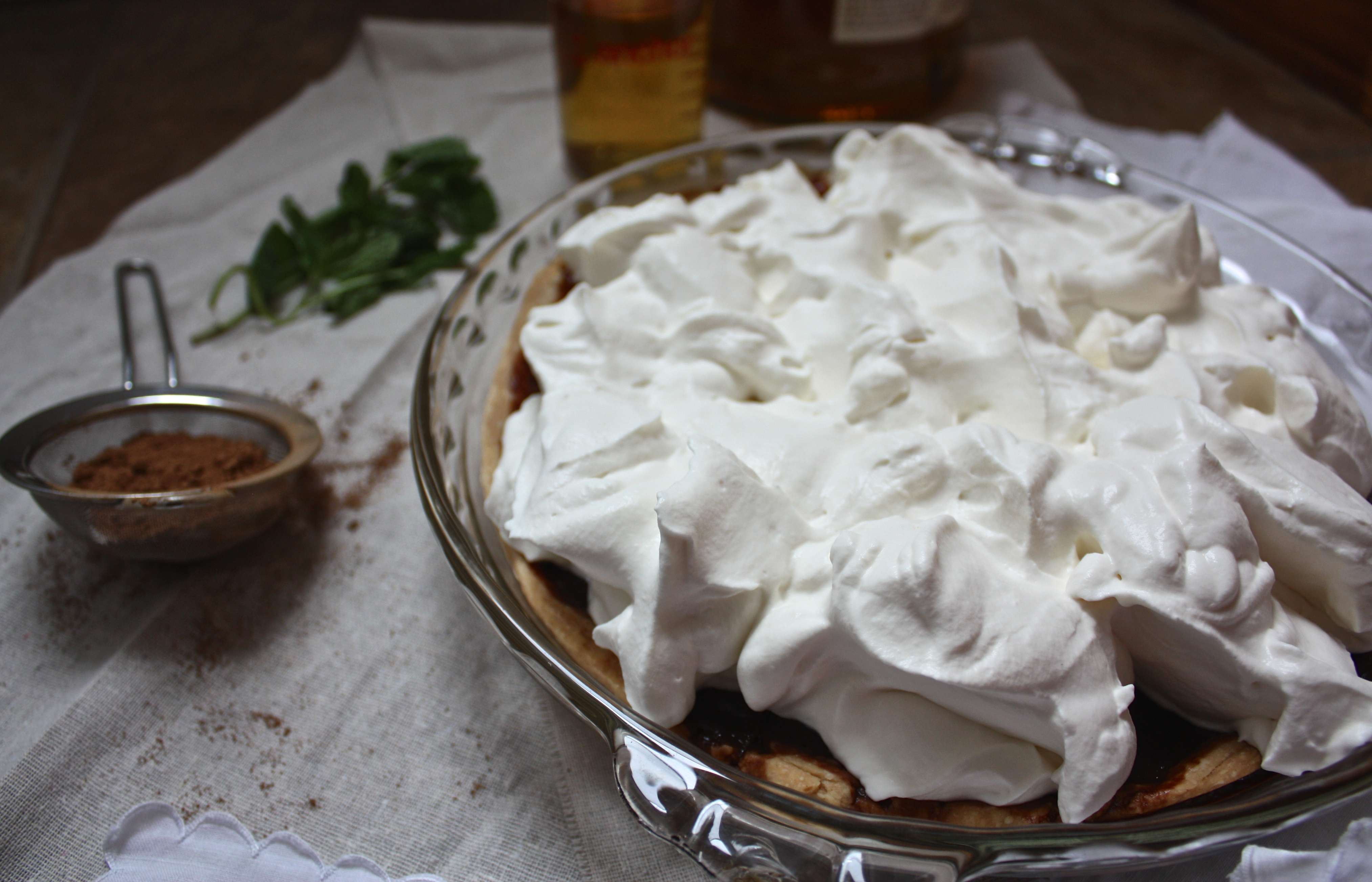 Chocolate Irish Cream Pie – Dreamery Events