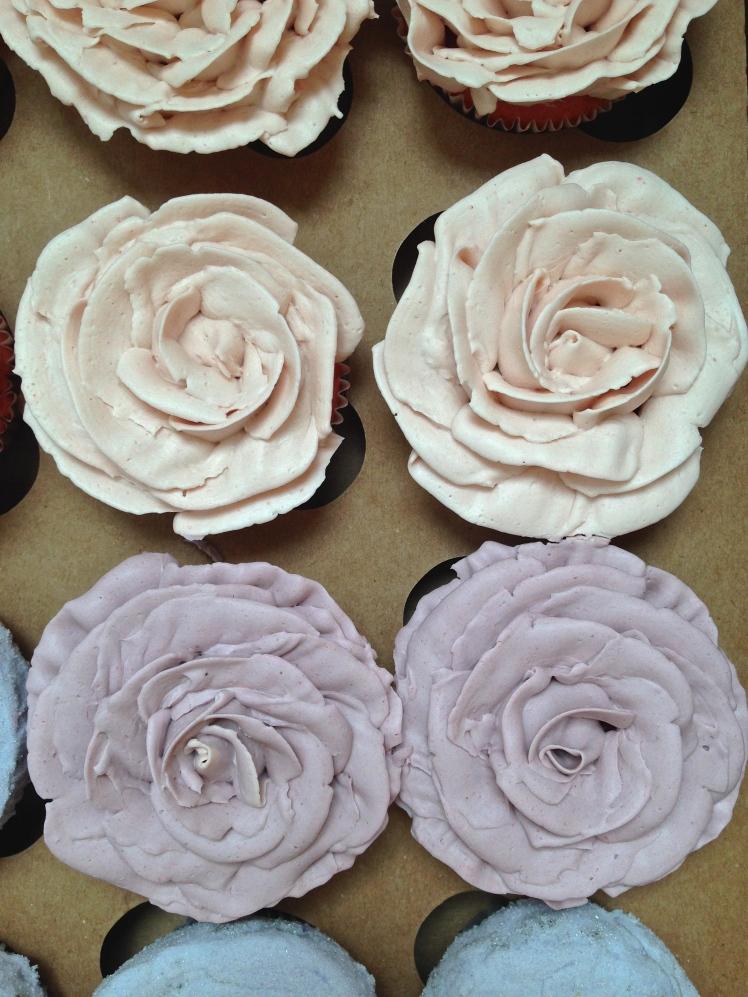 Classic Vanilla Cupcakes + Summer Strawberry Lemonade Cupcakes