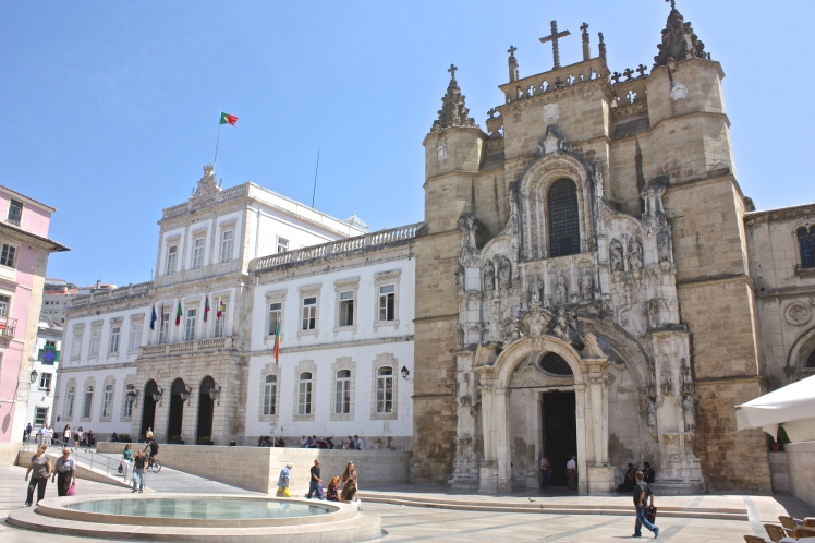 Traveling to...Coimbra
