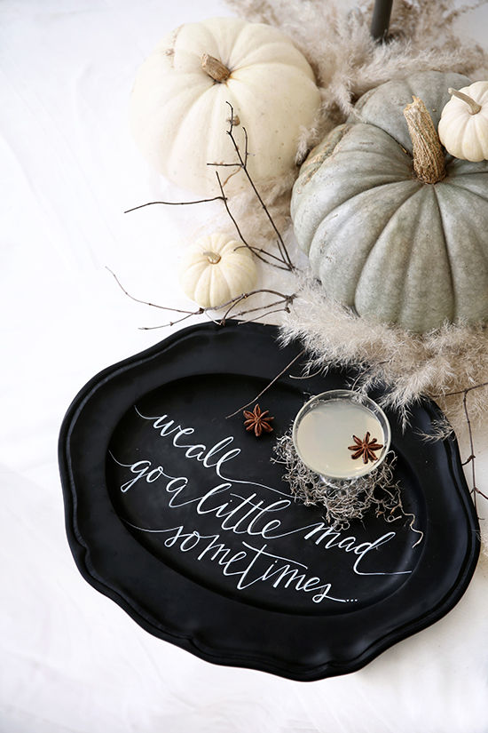 Sophisticated modern halloween ideas dreamery events for Sophisticated halloween