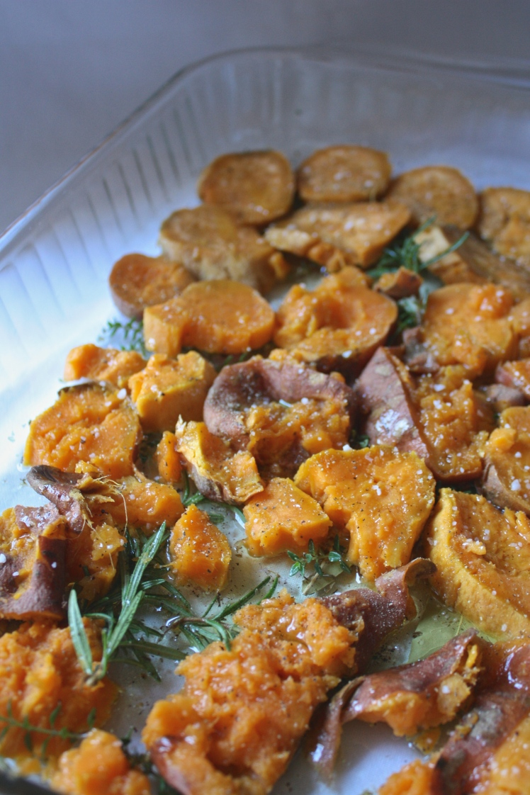 Sweet Potato Tian Provencal