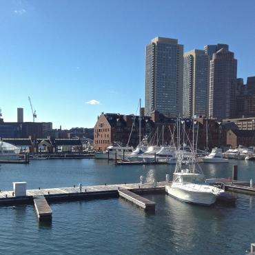 Traveling to...Boston