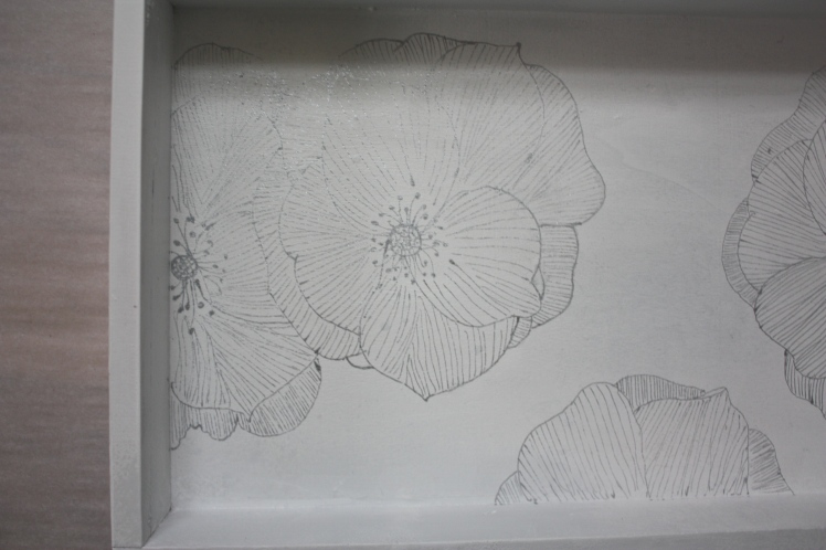 Handmade Holiday: Painted Tray
