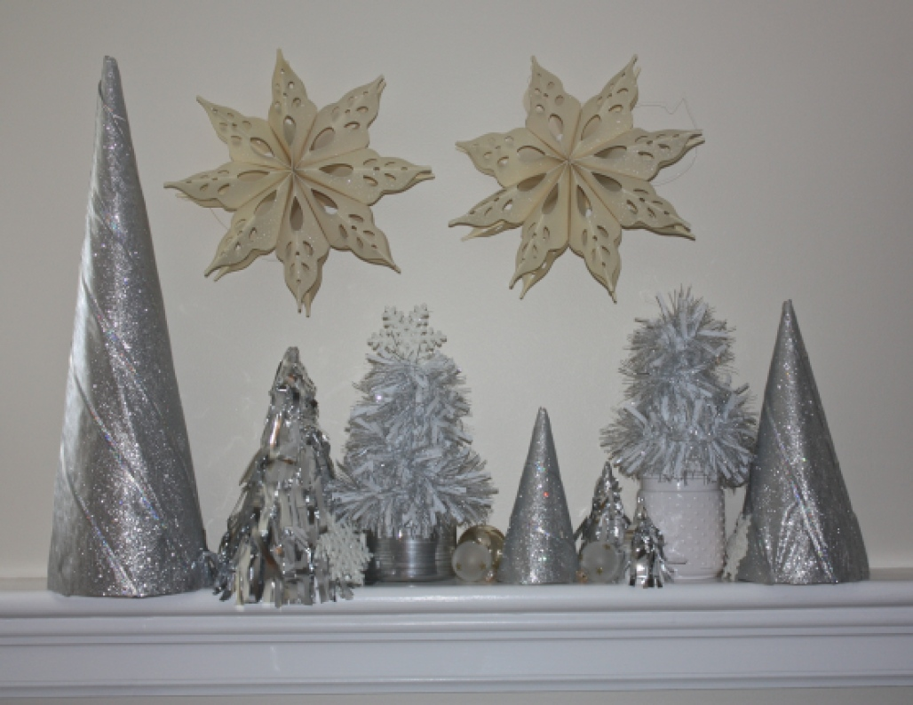 How To: Festive Christmas Trees