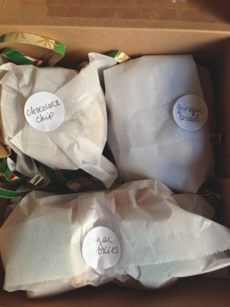 How To Pack & Ship Holiday Cookies