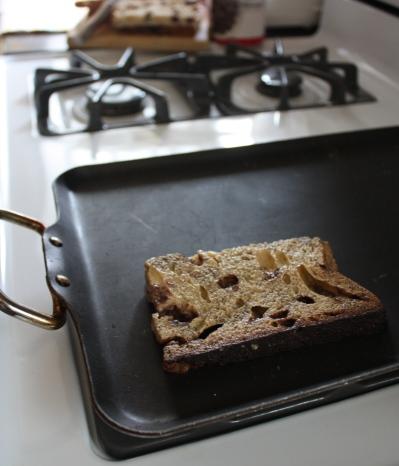 Panettone Espresso French Toast