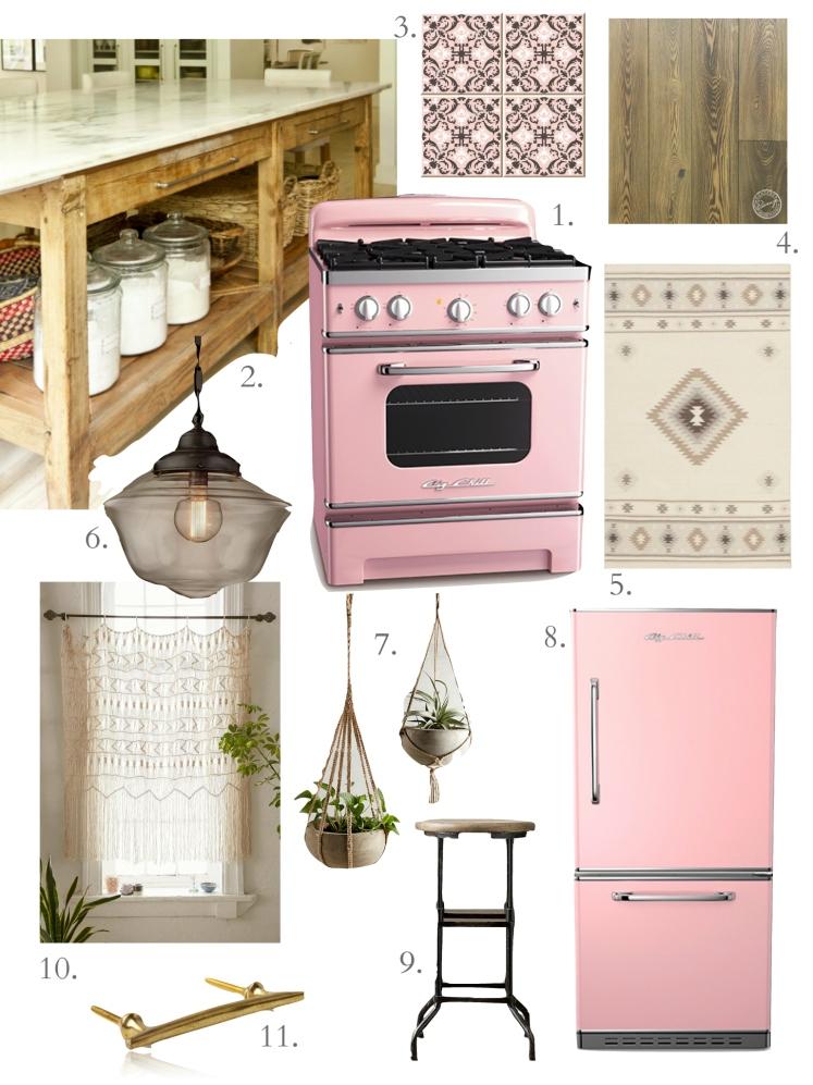 Kitchen Details Colorful Retro Appliances Dreamery Events