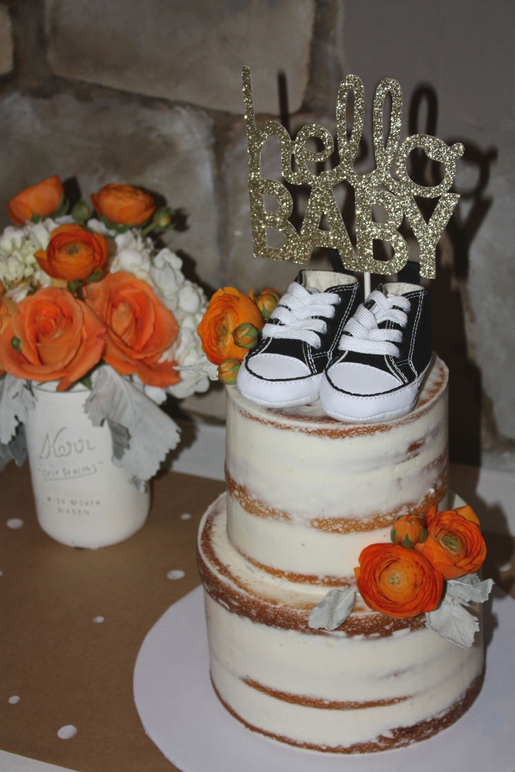 A Puppy + Storybook Baby Shower