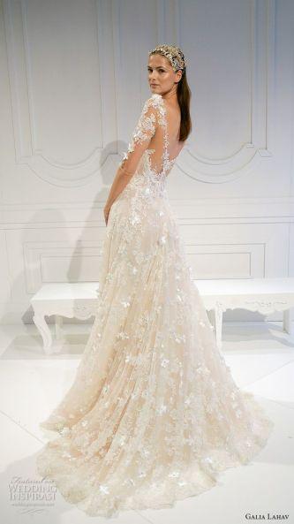 Favorite Spring 2017 Wedding Gowns