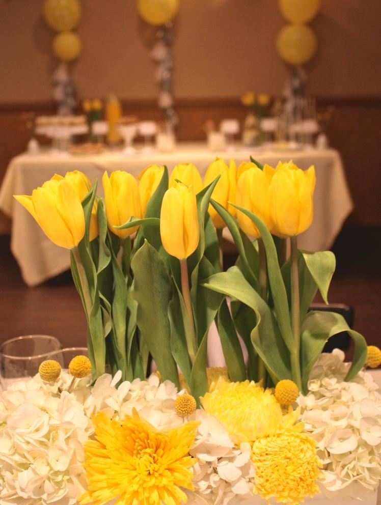 Yellow + Gray 1st Holy Communion