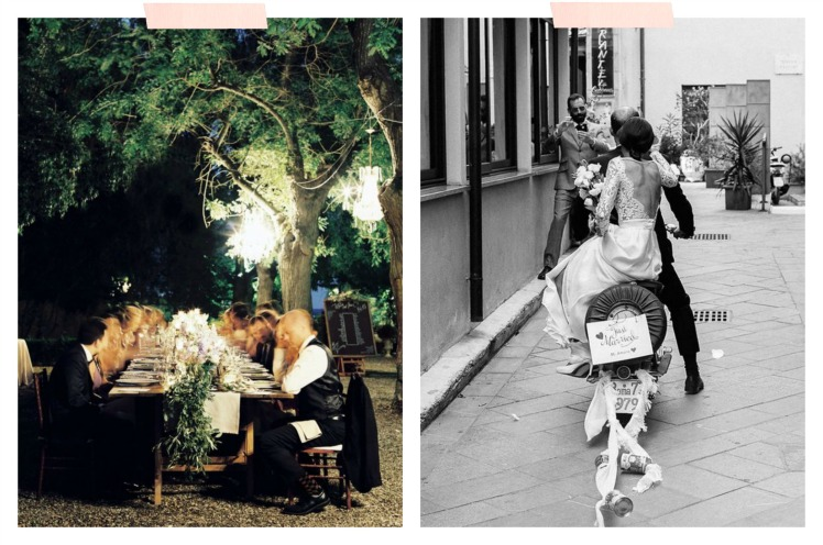Unique 2016 Wedding Trends