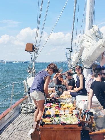 New York City Sailing
