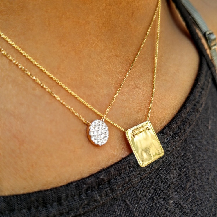 Bridal Party Gifts with Alef Bet Jewelry   Dreamery Events