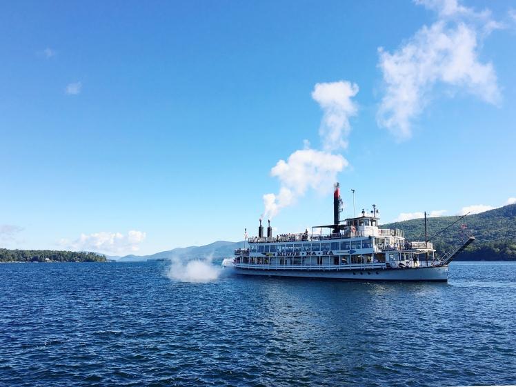 Traveling to...Lake George II | Dreamery Events