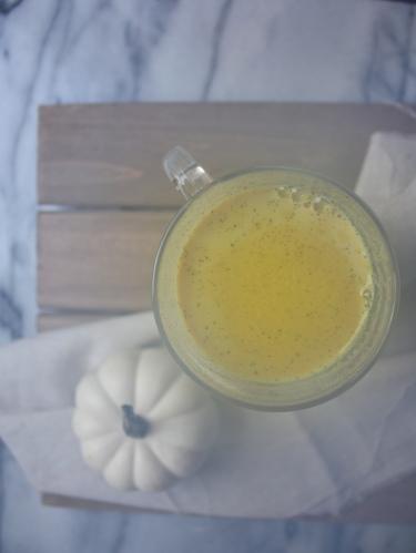 Golden Turmeric Milk | Dreamery Events