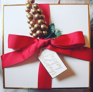 Holiday Cookie Boxes | Dreamery Events