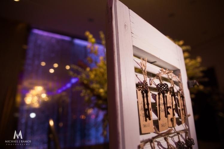 Amy & Henrique's Romantic Ballroom Wedding | Dreamery Events