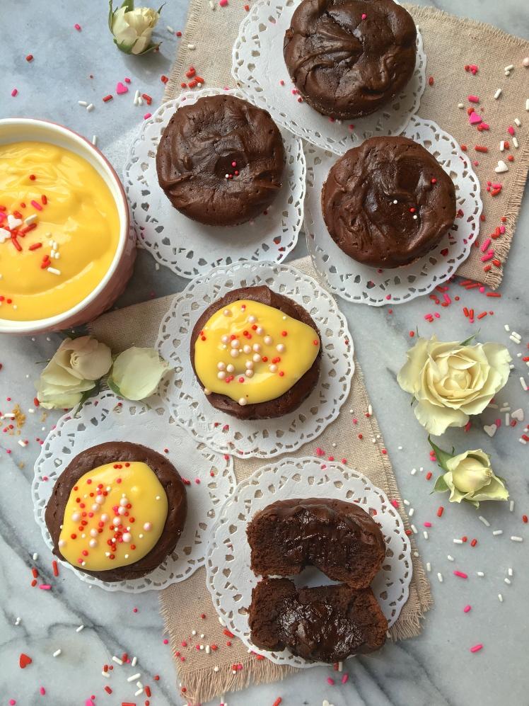 Molten Lava Cakes   Dreamery Events