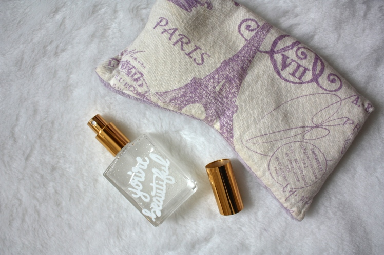Lavender Rose Pillow & Face Mist | Dreamery Events