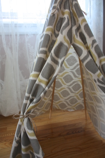 DIY Child or Pet Teepee   Dreamery Events