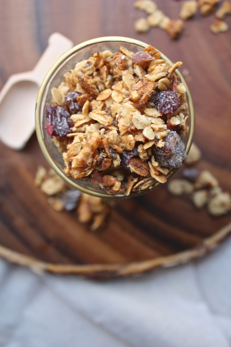 My Favorite Granola | Dreamery Events