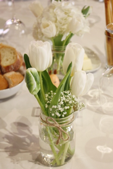 A Simple White Easter Christening | Dreamery Events