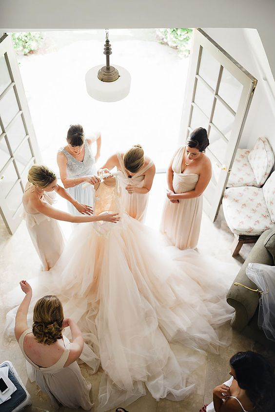 10 Ways To Keep Your Bridal Party Happy   Dreamery Events