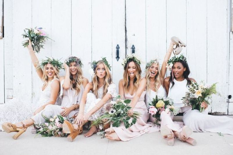 10 Ways To Keep Your Bridal Party Happy | Dreamery Events